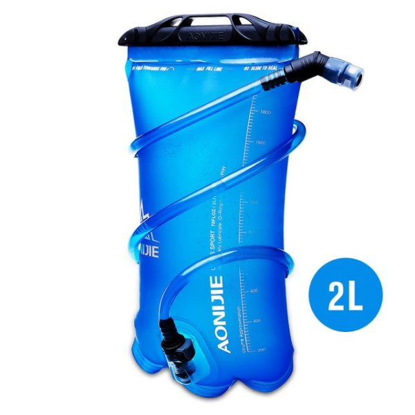 AONIJIE Outdoor Water Bag Foldable PEVA Sport Hydration Bladder For Camping Hiking Climbing Cycling Running 1.5L 2L 3L