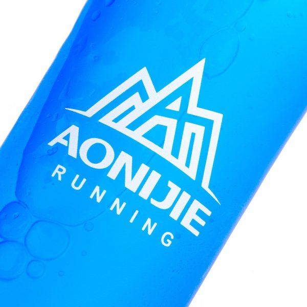 AONIJIE SD19 R450 Soft Flask Folding Collapsible 450ml Water Bottle TPU BPA Free Running Hydration Pack Waist Bag Vest Marathon